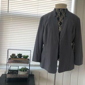 Kensie grey blazer